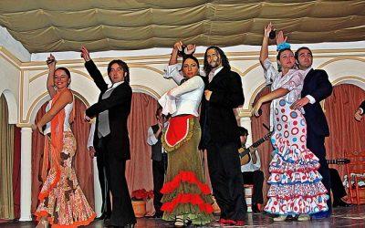 Feria de abril el sábado 27 – Cena y baile