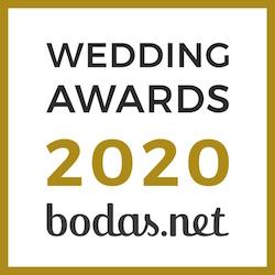 premio bodas 2020